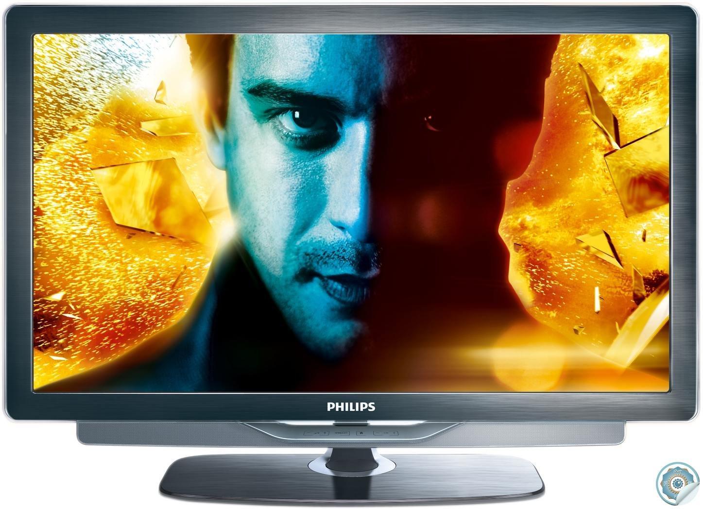 Обзор LED телевизора PHILIPS