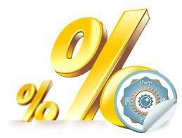Процент  при снятии средств для MФС 2.2